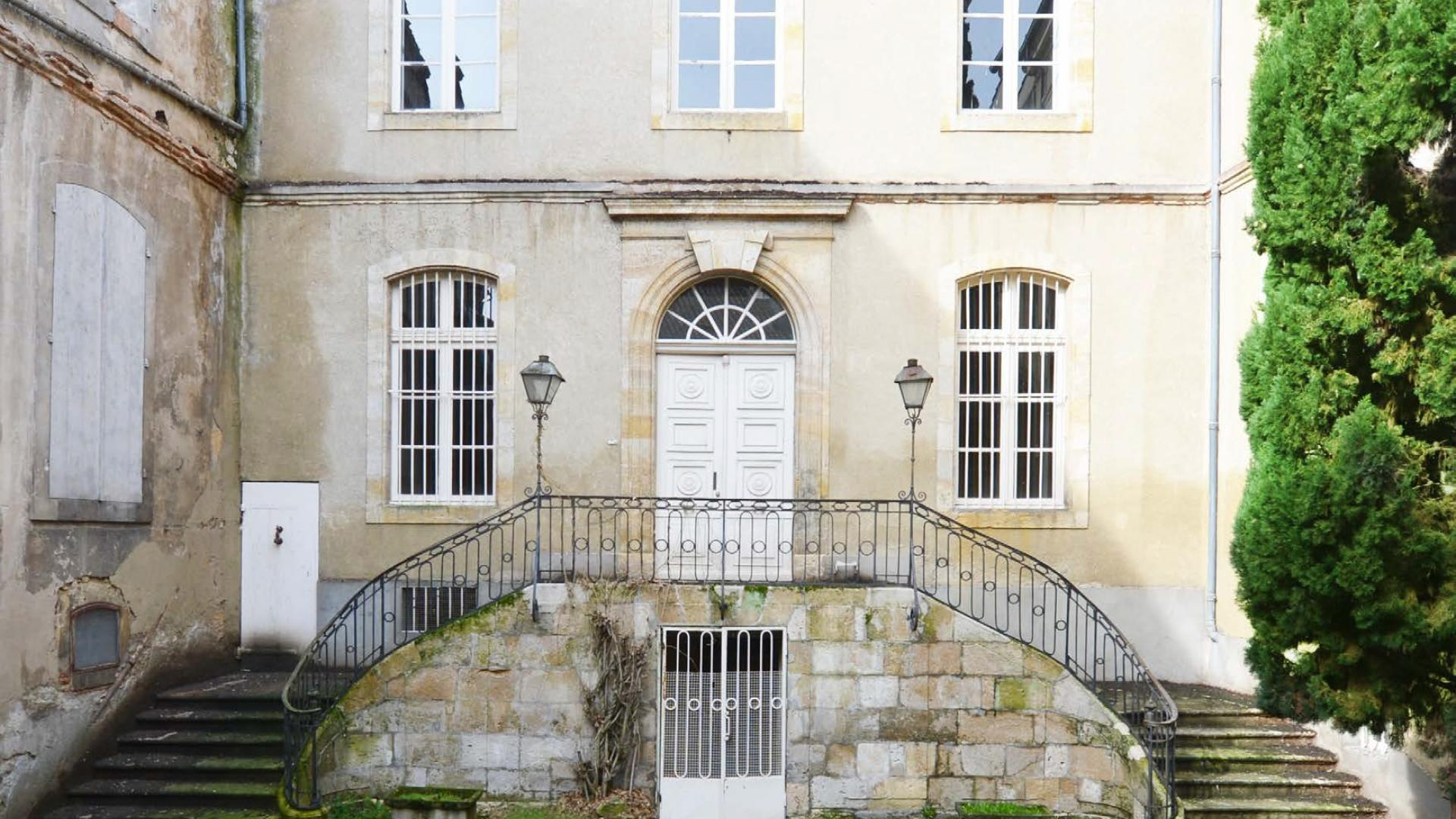 Photo : Hôtel de Saint-Philip